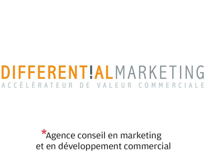 Logo Differential marketing