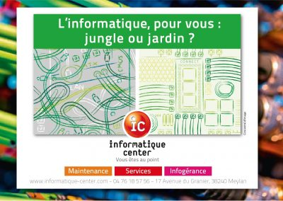 INFORMATIQUE CENTER